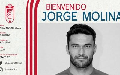 Molina deja el Getafe para firmar por el Granada