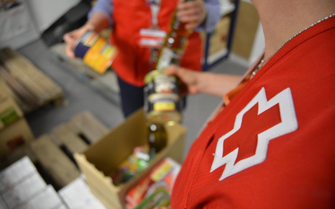 Cruz Roja distribuye 1,38 millones de kilos de alimentos a 95.065 personas vulnerables de la Comunidad de Madrid
