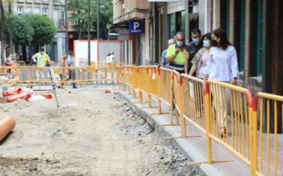Getafe mejorará la accesibilidad de sus calles durante este verano