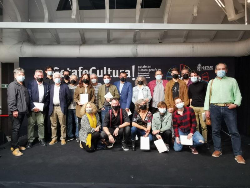 Getafe presenta 'Getasia', una antología de poetas de la ciudad