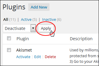 How To Update And Delete Plugins Safely