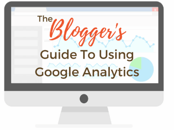 The Blogger's Guide to Using Google Analytics Product Cover