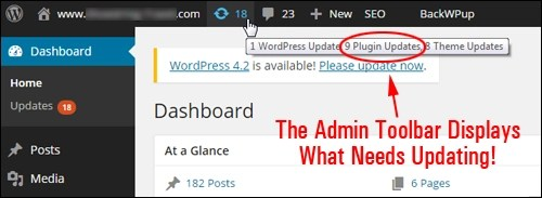 Upgrading And Deleting Plugins Safely From Your WP Dashboard