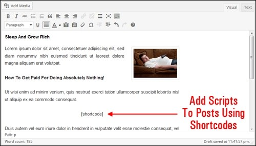 Step-By-Step Guide To Creating A New WP Post