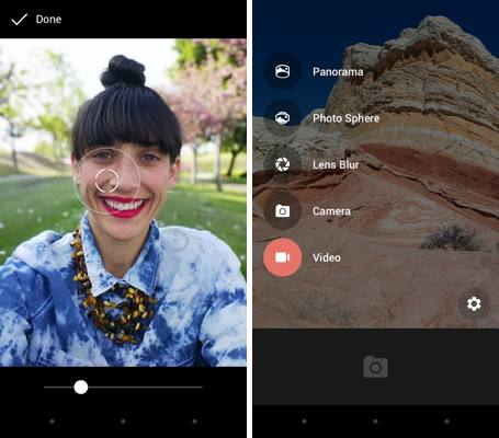 Google Camera app for android devices