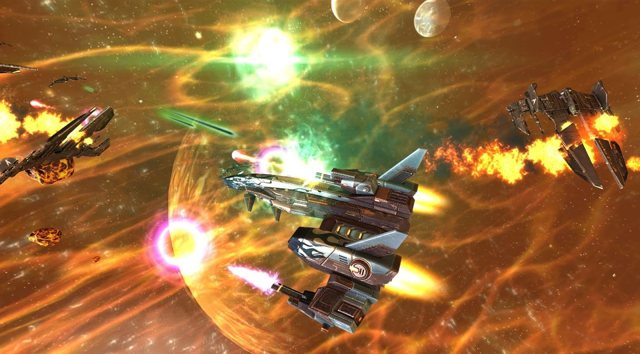 Galaxy on Fire 2 HD android game