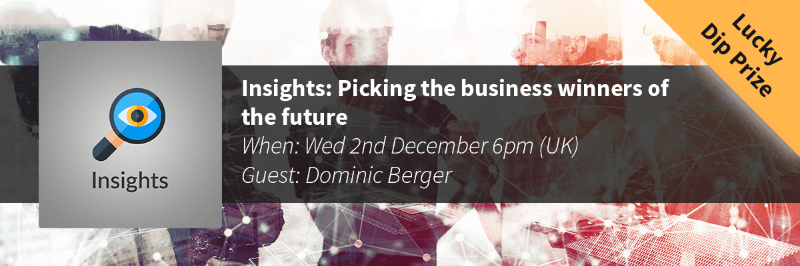 Picking The Business Winners Of The Future