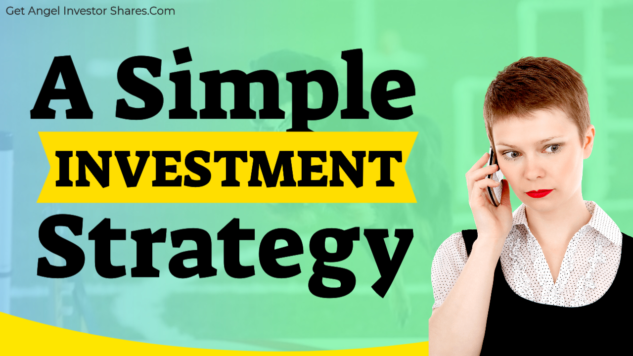 A Simple Investment Strategy - Even With No Skills - Done For You