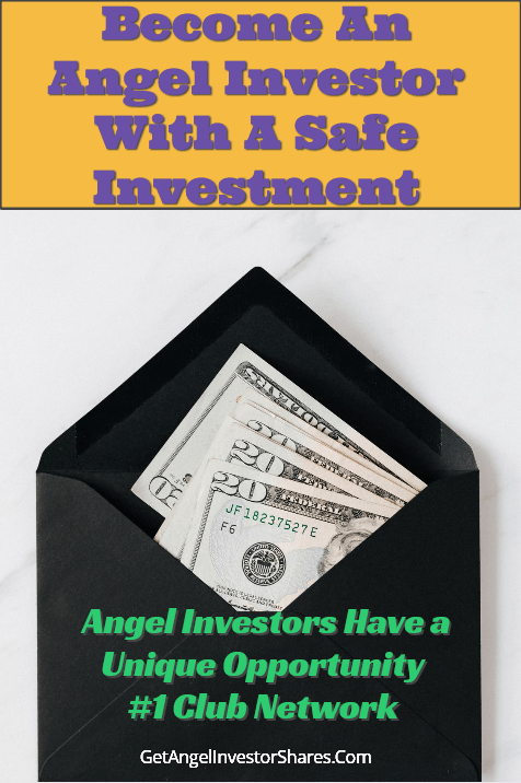 Become An Angel Investor