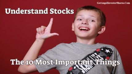 Understand Stocks