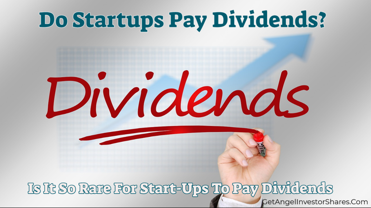 Do Startups Pay Dividends?