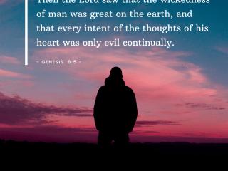 (26) Genesis 6_5