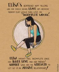 Artist Shows What Women Have To Go Through Every day And How To Deal With It In 115 Illustrations (1)