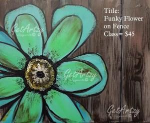 Funky-Flower-Fence