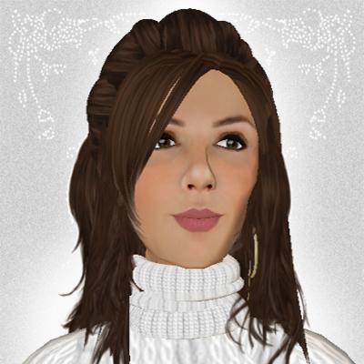 Myllie - retrato