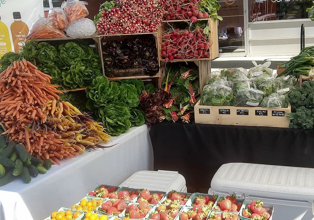 Get to Your Local Farmer's Market Before the Season Ends