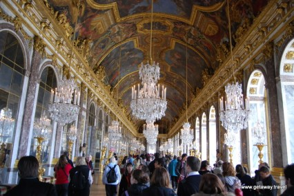 Hall of Mirrors - Versailles