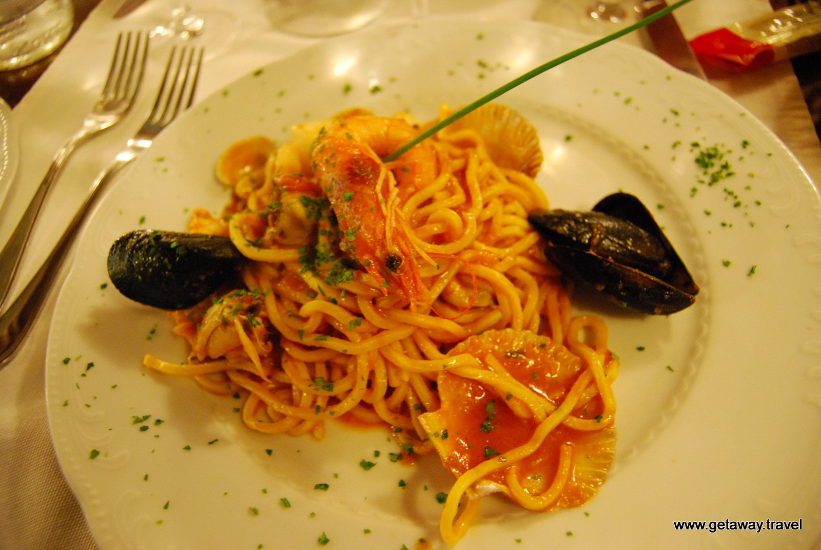 Italian Dinner