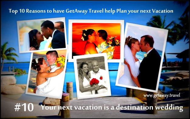 #10 Destination Wedding