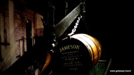 tour prop at Jameson