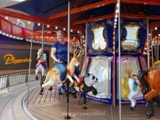 Carousel on Boardwalk