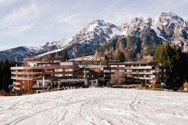 Austrian Alps Ski Getaway