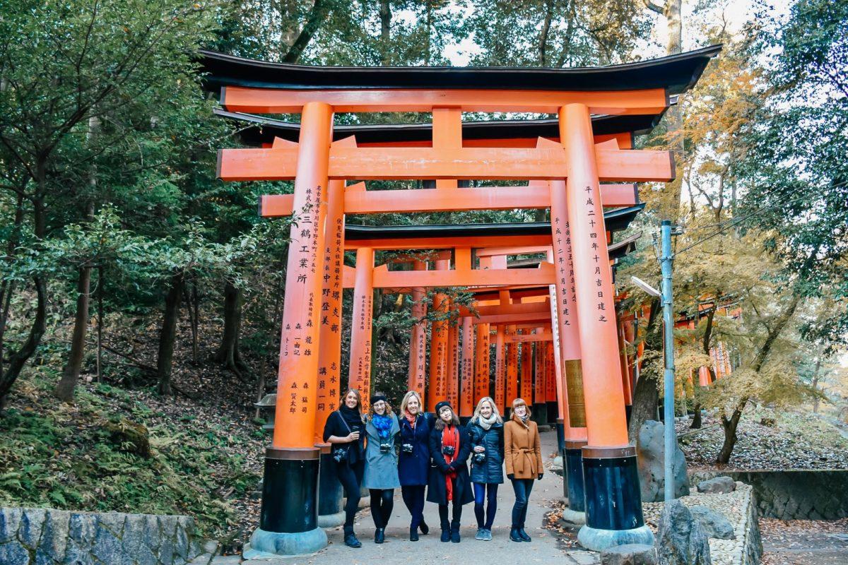 Japan Travel Girls Getaways