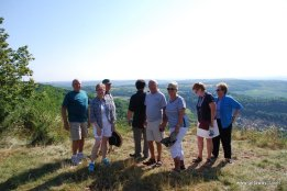 Overlooking the valley on the way to Moissenet