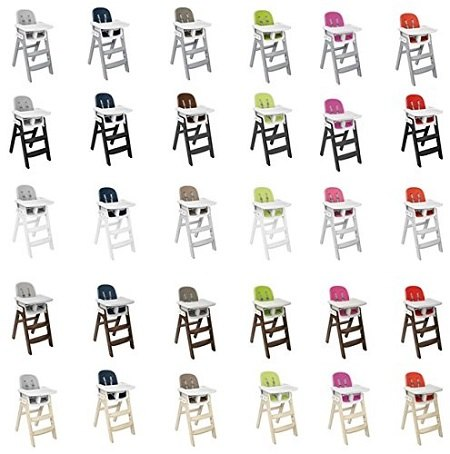 OXO Tot Sprout High Chair Different Colors.