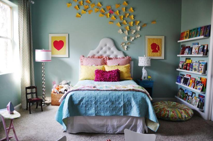 Delight bedrooms ideas #cutebedroomideas #teenagegirlbedroom #bedroomdecorideas