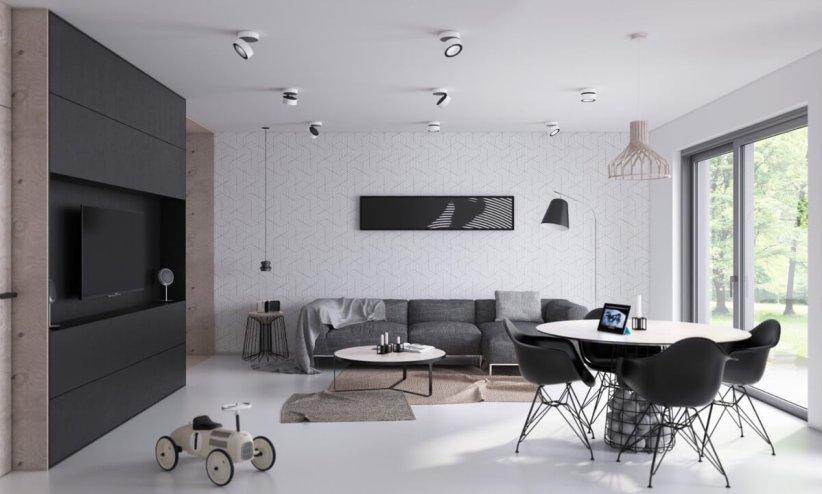 Unbeatable minimalist interior design characteristics #minimalistinteriordesign #minimalistlivingroom #minimalistbedroom