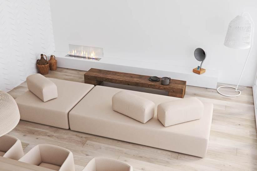 Remarkable minimalist dining room #minimalistinteriordesign #minimalistlivingroom #minimalistbedroom