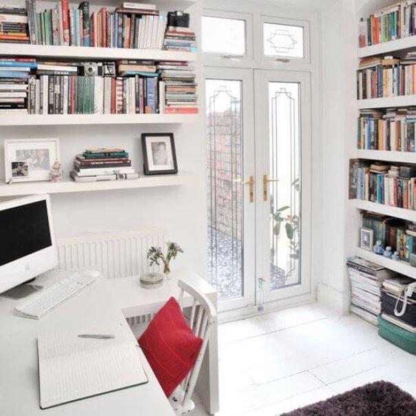 Cool home office decor ideas #homeofficedesign #homeofficeideas #officedesignideas