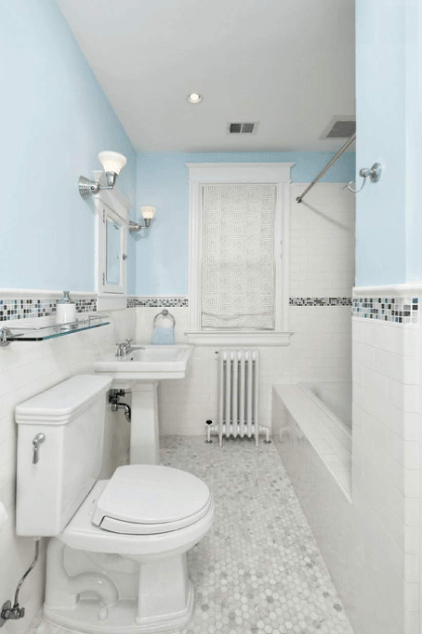Great bathroom bathtub tile ideas #bathroomtileideas #bathroomtileremodel