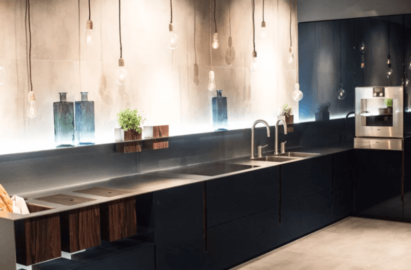 Cool kitchen island lighting ideas pictures #kitchenlightingideas #kitchencabinetlighting