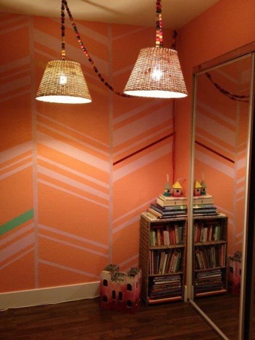 Cool modern wall art for living room #wallpaintingideas #wallartpaintingideas