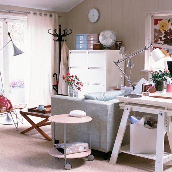 Awesome home office space #homeofficedesign #homeofficeideas #officedesignideas