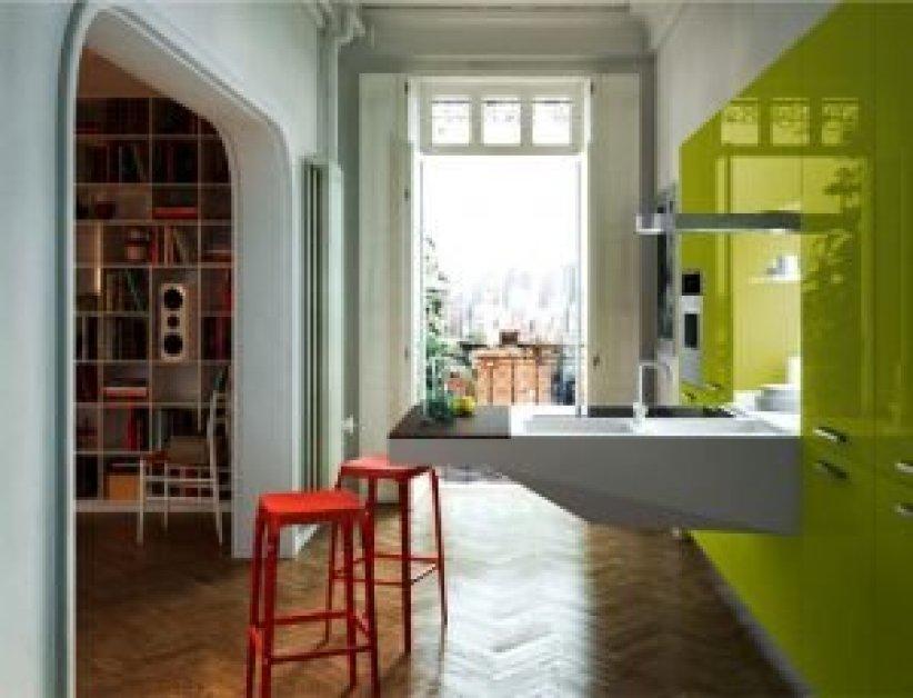 Best small kitchen #kitcheninteriordesign #kitchendesigntrends