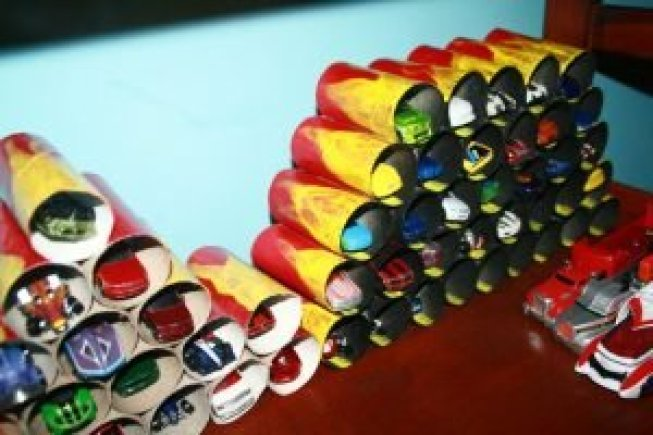 Great art and craft using paper #toiletpaperrollcrafts #diytoiletpaperroll #toiletpaper