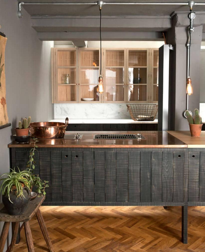 Great small kitchen remodel ideas #kitcheninteriordesign #kitchendesigntrends