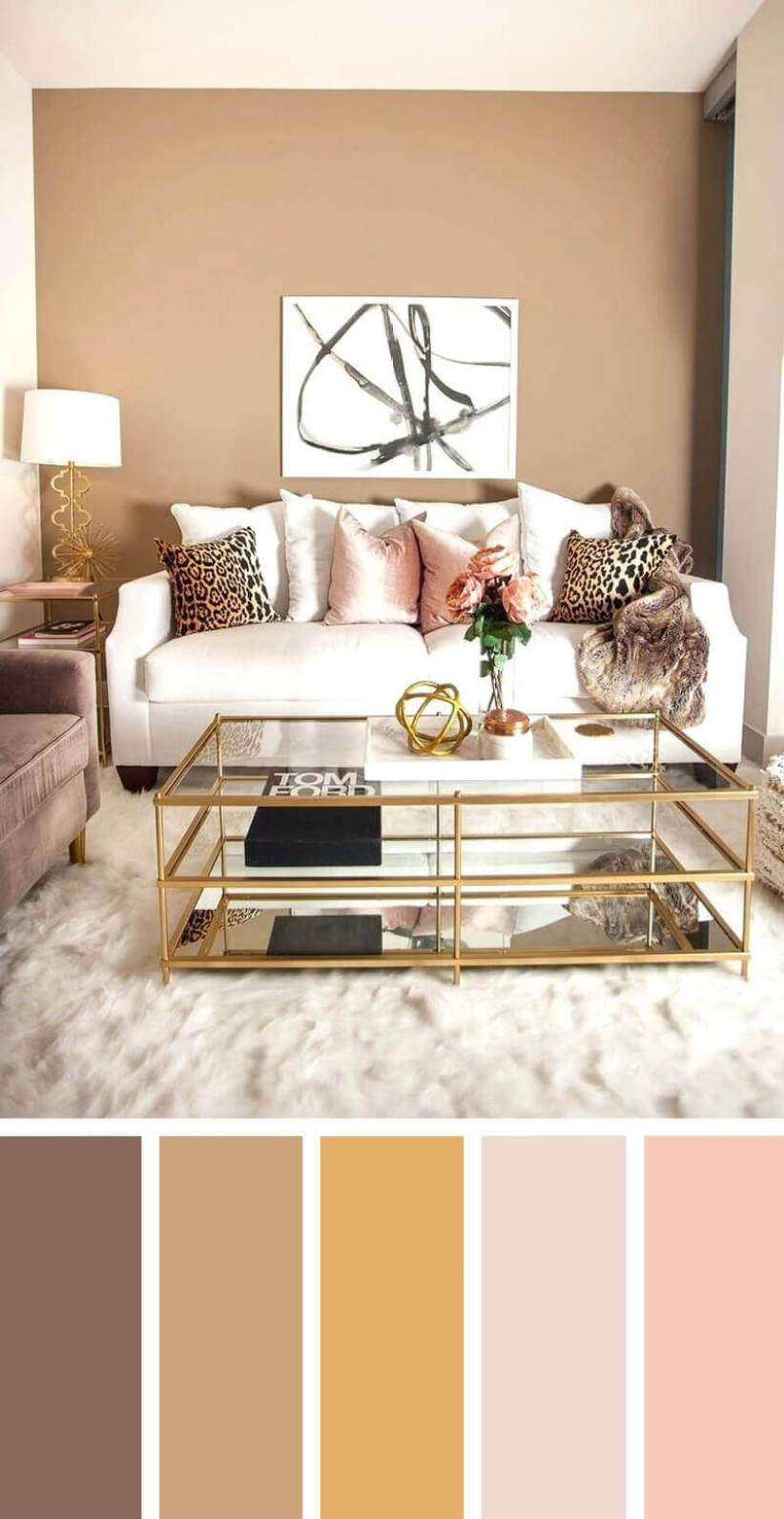 Wonderful colour combination of living room walls #livingroomcolorschemes #livingroomcolorcombination