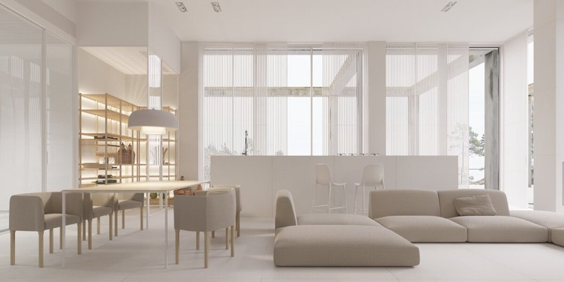 Awesome vintage minimalist interior design #minimalistinteriordesign #modernminimalisthouse #moderninteriordesign