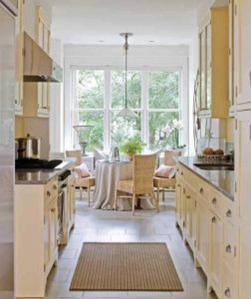 Popular open kitchen design #smallkitchenremodel #smallkitchenideas
