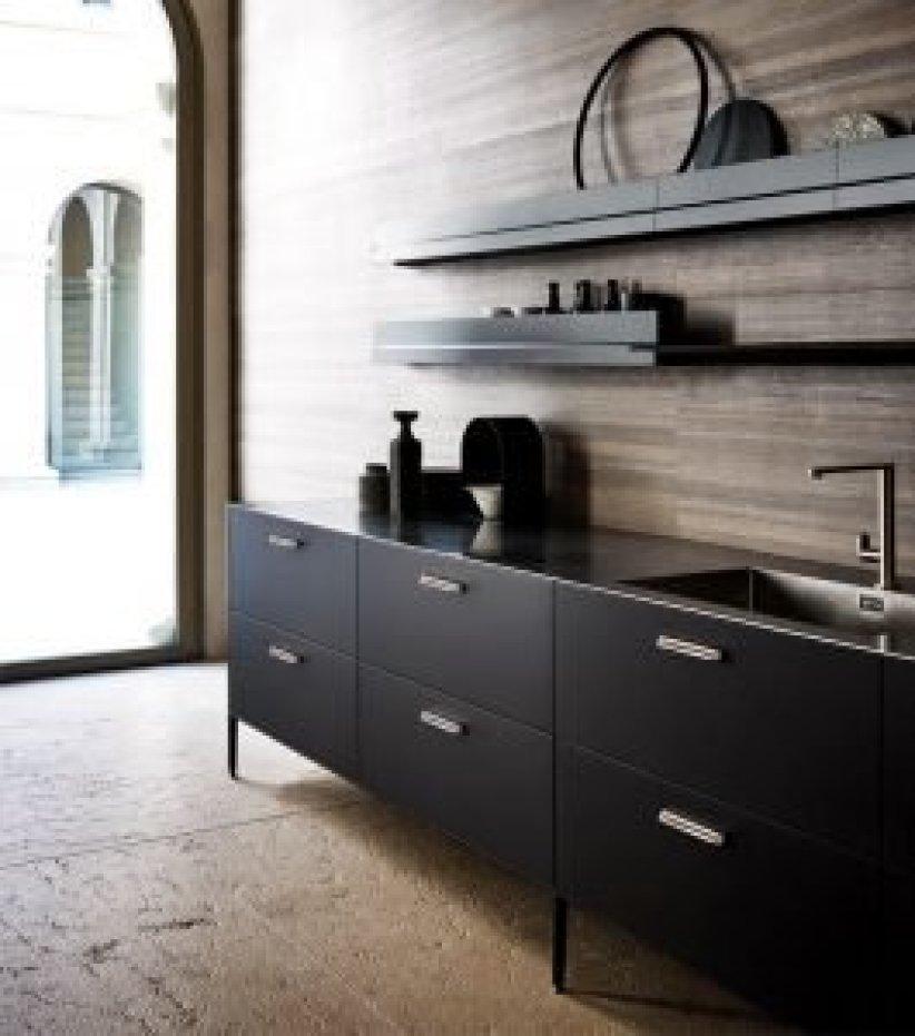 Lovely contemporary interior design #kitcheninteriordesign #kitchendesigntrends