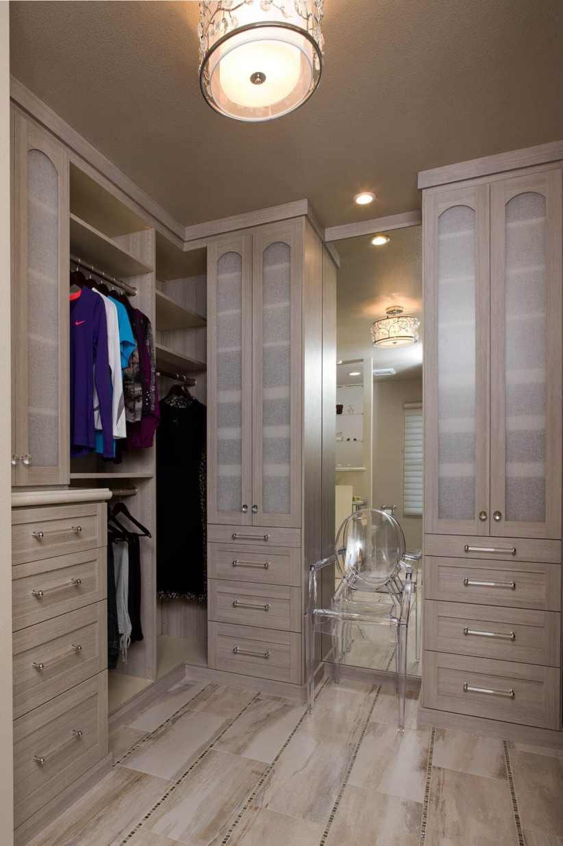 Wonderful master bedroom closet #walkinclosetdesign #closetorganization #bedroomcloset