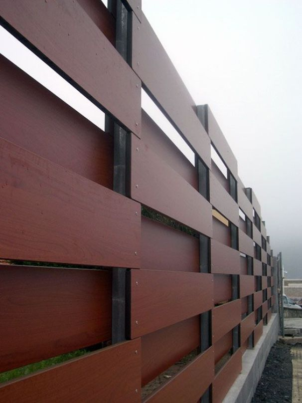 Famous backyard fence ideas #privacyfenceideas #gardenfence #woodenfenceideas
