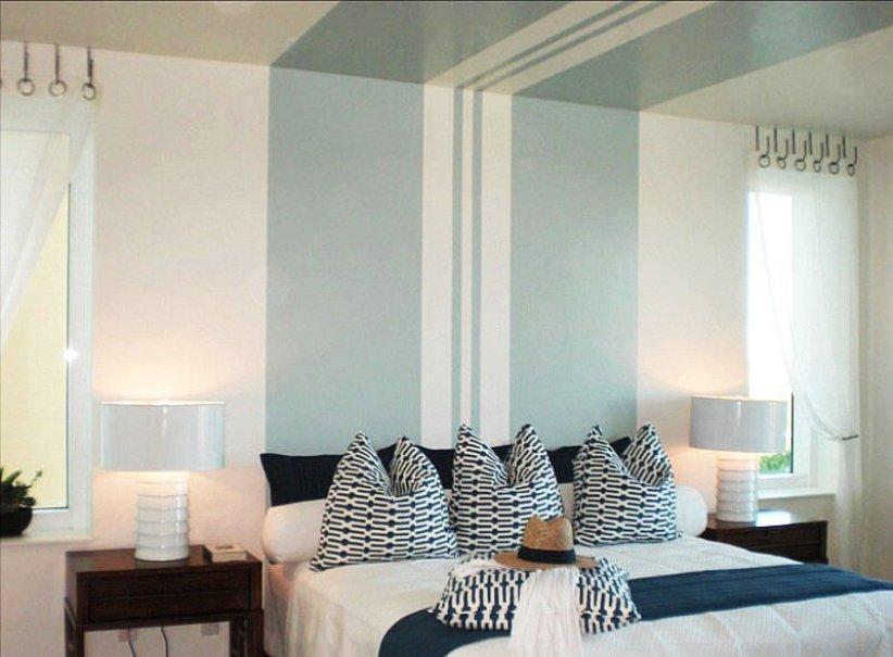 Miraculous bedroom paint design ideas #bedroom #paint #color