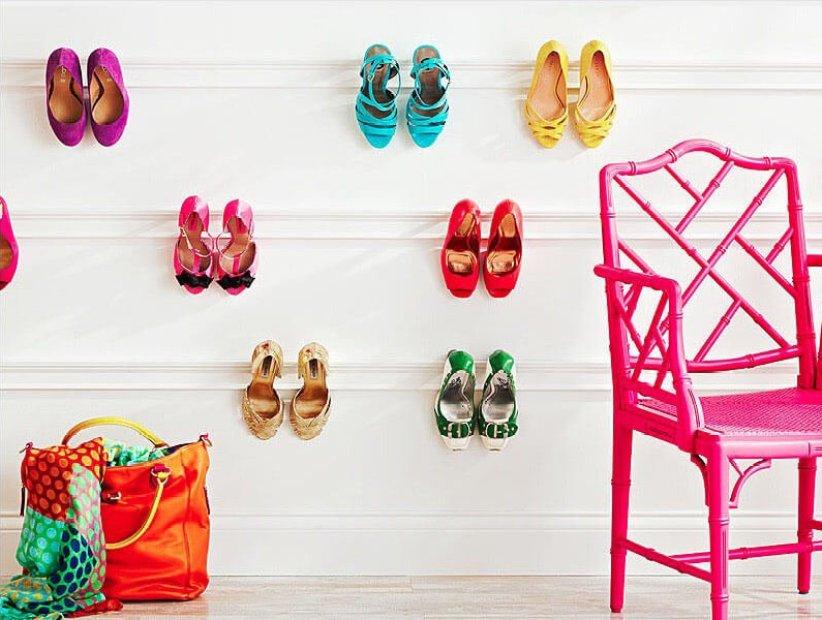 Staggering kids closet organizer #walkinclosetdesign #closetorganization #bedroomcloset