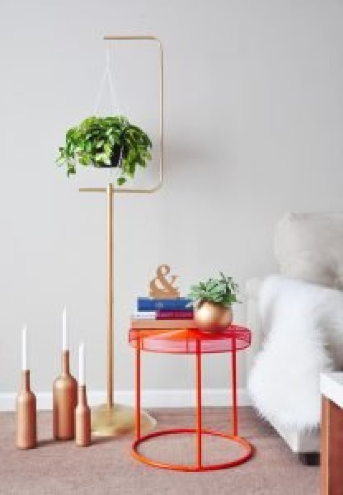 Brilliant tall plant stand indoor #diyplantstandideas #plantstandideas #plantstand