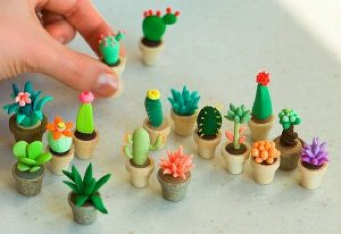 Excited polymer clay holiday ideas #polymerclayideas #airdryclayideas #clayideas